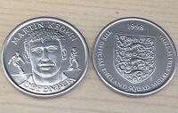 SAINSBURYS World Cup 1998 England football player coin – VARIOUS