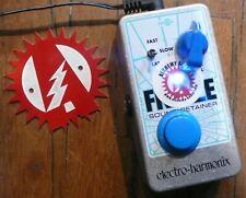 Alchemy Audio Modified Electro-Harmonix Freeze Sound Retainer Arcade Switch Mod