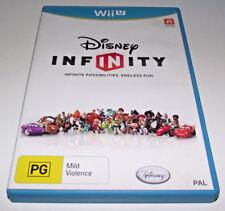 Disney Infinity Nintendo Wii U PAL *Complete*