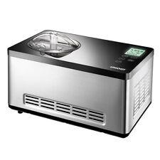 Eismaschine Eiscrememaschine Eis UNOLD GUSTO mit Kompressor Speiseeismaschine