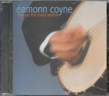 "EAMONN COYNE : ""ThroughThe Round Window"" - great irish banjo player : 2002 - NEW"