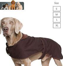 Ancol Dog Coat Timberwolf Extreme Dog Wax Jacket Small Medium Large X Large