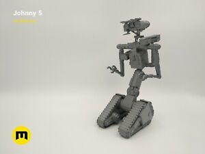 Johnny 5 Miniature