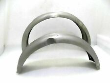 BSA B31 FRONT AND REAR MUDGUARDS RAW