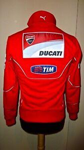 2011 Ducati Motogp Team Issue Sweat Shirt, VR 46 / Nicky Hayden 69