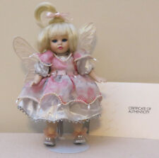 "Marie Osmond When I Grow Up The Toothfairy 8"" Collector Doll w/ stand COA"