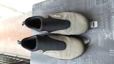 Oakley Flesh Men  GREY Slip On Shoes Size US 9.5 ICON