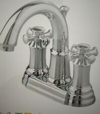 American Standard 7420221.002 Portsmouth Two-Handle Bathroom Faucet Chrome AS24