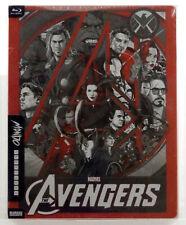 AVENGERS Blu-ray Steelbook BLUFANS EXCLUSIVE MONDO X MARVEL [CHINA] OOS/OOP