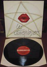 LP THE STARSPLAYERS s/t (Carosello 83) Italo Cosmic disco Cutugno Albatros VG+