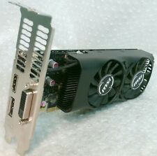 MSI GTX 1050ti 4GB low profile HDMI DisplayPort DVI video graphics card