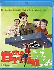 THE BRAIN  (David Niven) Region A  -   BLU RAY - Sealed