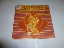 "Maywood-que me trataba equivocado-holandesa 2-track 7"" Juke Box SINGLE VINILO"