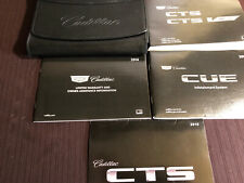New Listing2016 Cadillac Cts Owners Manual