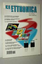 RIVISTA NUOVA ELETTRONICA ANNO 30 NUMERO 193 GEN-FEB 1998 USATA ITA VBC 50654