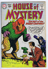 House of Mystery #109 DC Pub 1961