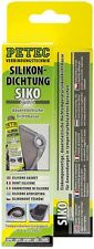 PETEC Silikondichtung MATIC grau 70ml Tube   97680
