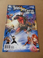 Teen Titans  66.  DC . 2009 -  VF