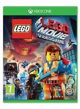 Los De Lego La Película Videojuego Para XBOX One (nuevo Y Sellado)