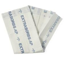 "MEDLINE Extrasorbs Air Permeable Drypad Underpads,White,36"" X 30"" 70 Each..."