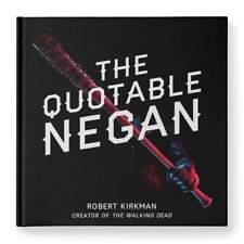 THE WALKING DEAD: The Quotable Negan Regular Edition