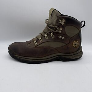 Timberland Mens 10.5 US Outdoor Performance Waterproof Leather Hiking Boots