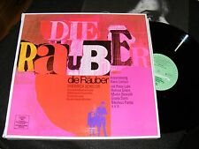 Boxed DG Made In Germany 3 LP DRAMA Die Rauber THE ROBBER Frederich Schiller wBk