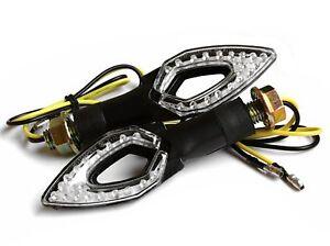 LED Turn Signals Indicators Lights Honda CBR600RR CBR600F CBR600 CBR 600 F4 F4i