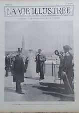 LA VIE ILLUSTREE 1903 N 237 LA REINE AMELIE DE PORTUGAL ET LE ROI EDOUARD VII