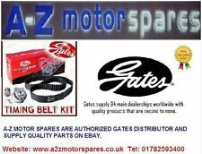 FOR FORD FOCUS C MAX 2.0TDCi 2003-> NEW GATES TIMING CAM BELT KIT COMPLETE