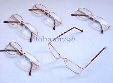 ►►► 5 x Lesebrillen Stärke + 3,00 mit Federung G Brillen
