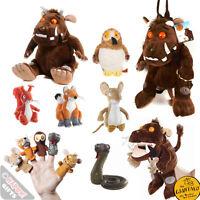 The Gruffalo Large Soft Plush Character Toys. Classic Children's Book Grufalo