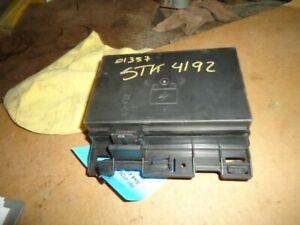 Chassis ECM Theft-locking Keyless Entry Fits 08-12 MALIBU 111372