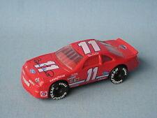 Matchbox Nascar Ford Thunderbird Bud Bill Elliott Red Race Car Toy Model