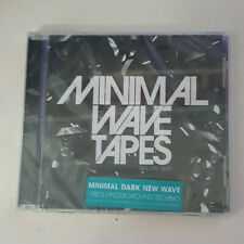NEW CD Album Various Artists - Minimal Wave Tapes Vol. 2