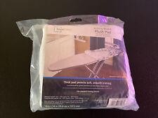 Ironing Bord Plush Pad Mainstays Arctic White New