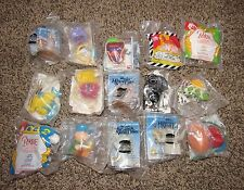 Vintage McDonalds BK Toys McNugget Buddies McDino Fry Friends Oreo LOT of 15 NEW