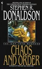 Chaos and Order: The Gap Into Madness The Gap Cycle