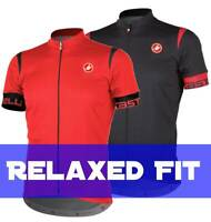 "Castelli Cento Men's ""Relaxed Fit"" Cycling Jersey : BEST SELLER"