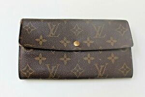 Louis Vuitton vintage purse, monogrammed, genuine