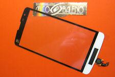 PR1 VETRO + TOUCH SCREEN per LG L BELLO D331 BIANCO LCD DISPLAY VETRINO RICAMBIO