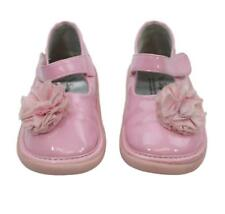 Wee Squeak Toddler Girls Pink Mary Jane Shoes Size 12