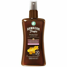 Hawaiian Tropic aceite spray Spf20-200 ml