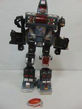 Htf Power Warrior Grungy Renegade 9713 Armored Robot Gobot Bandai Transformers