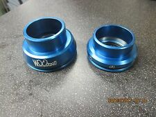 Woodmans oversized(1.5 inch) headset blue NOS