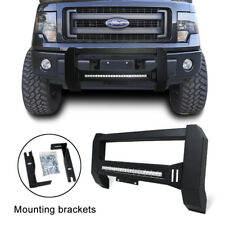 Modular Bull Bar for 2004-2018 Ford F-150 Pickup Front Brush Bumper Grille Guard