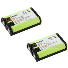 2 NEW Home Phone Battery for Panasonic KX-6023 HHR-P107 HHRP107 Type 35 100+SOLD