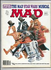 MAD Magazine #203 (1978) High Grade VF 8.0