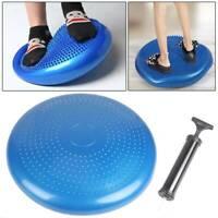 Sitzkissen Luftkissen Massage Balancekissen Balance Fitness Kissen mit Pumpe