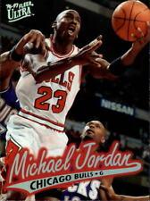 Michael Jordan #16 Fleer Ultra 1996/97 NBA Basketball Card
